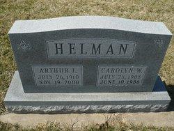 Arthur L Helman