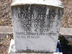Lara <I>Farley</I> Harris