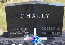 Robert W  Chally (1932-2002) - Find A Grave Memorial
