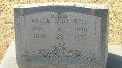 Maude C. <I>Cooper</I> Birdwell