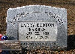 Larry Burton Barber
