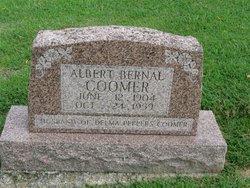 Albert Bernal Coomer