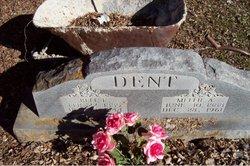 Mellie A. <I>Brock</I> Dent