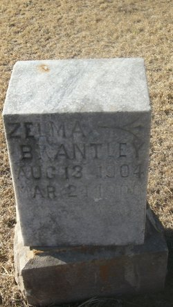 Zelma Brantley