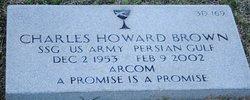 Charles Howard Brown