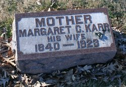 Margaret C <I>Karr</I> Rockwell