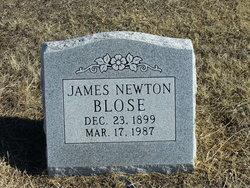 James Newton Blose