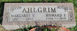 Margaret V Ahlgrim