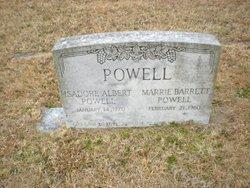 Isadore Albert Powell