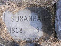 Susannah <I>Hardman</I> Bowman