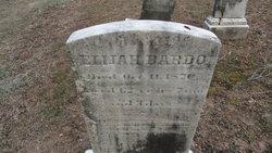 Elijah Bardo