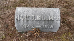 Mary Catherine <I>Sterner</I> Billman