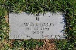 James E Gazda