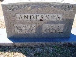 "James A. Garfield ""Gar"" Anderson"