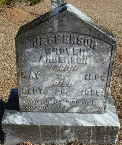 Jefferson Grover Anderson