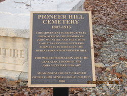 Pioneer Hill Cemetery