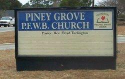 Piney Grove Pentecostal Free Will Baptist Cemetery