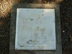 Percy West Handy