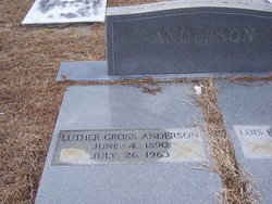 Luther Gross Anderson