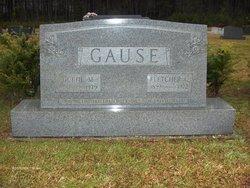 "Della Myrtle ""Dettie"" <I>Gause</I> Gause"