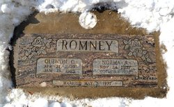 Norma S. <I>Anderson</I> Romney