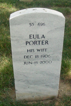 Eula <I>Porter</I> Johnson