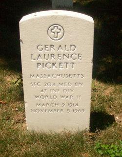 Gerald Laurence Pickett
