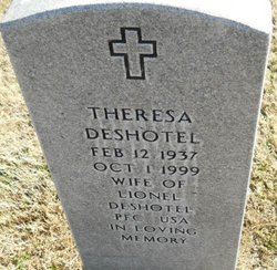 Theresa Deshotel