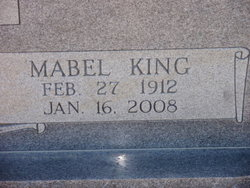 Mabel <I>King</I> Wolfe