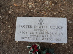 Foster DeWitt Couch