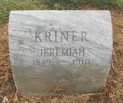 Jeremiah Kriner