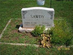Susan <I>Oleyar</I> Sawdy
