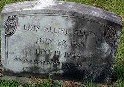 Lois Alline Allen