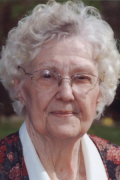 Margaret Ann <I>Rehmeyer</I> Worthington