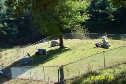Johnnie Ramsey Family Cemetery