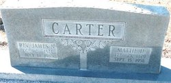 Rev James Napoleon Carter