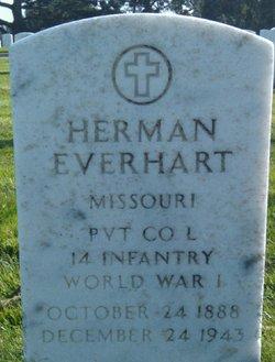 Herman John Everhart