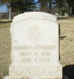 Harry R Renshaw