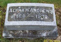 Alpha H. Andrews