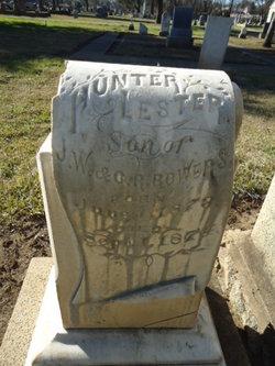 Hunter Lester Bowers