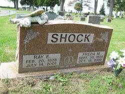 Ray E. Shock