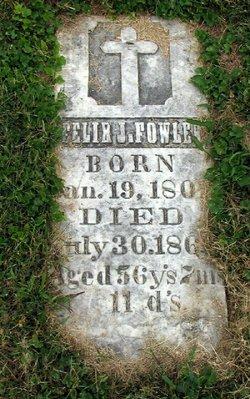 Felix John Fowler