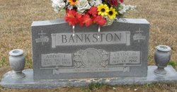 Addie <I>Edwards</I> Bankston