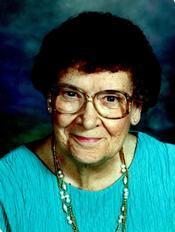 """Agnes Ann """"Aggie"""" <I>Langley</I> Niernberger"""