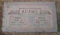 Carl A Adams