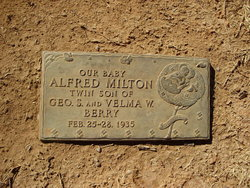 Alfred Milton Berry