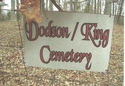 Dodson King/Cemetery