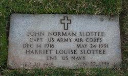 John Norman Slottee
