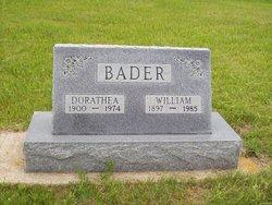 Dorathea <I>Joachim</I> Bader