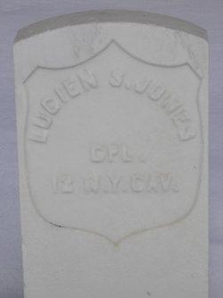 Lucien S Jones